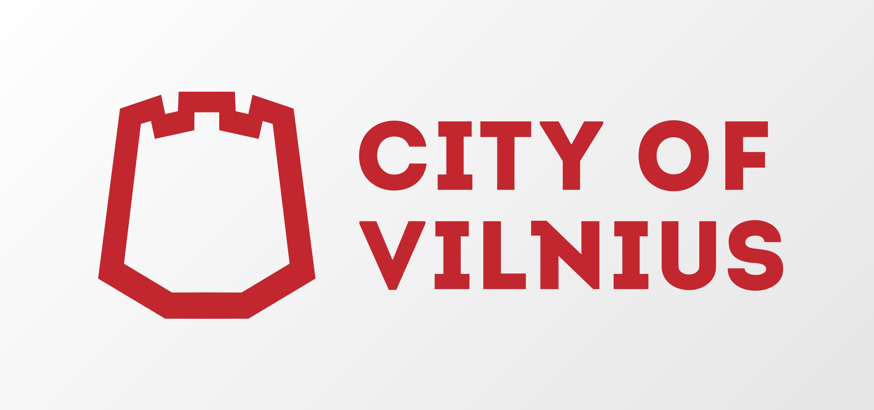 Logo City of Vilnius