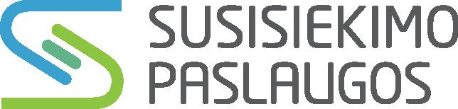 Public Transport Department of Vilnius logo