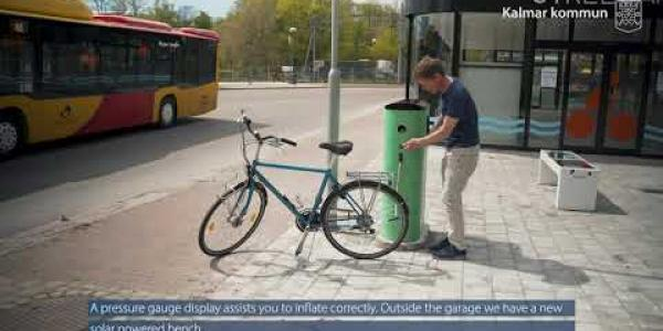 cities.multimodal: Mobility points in BSR cities