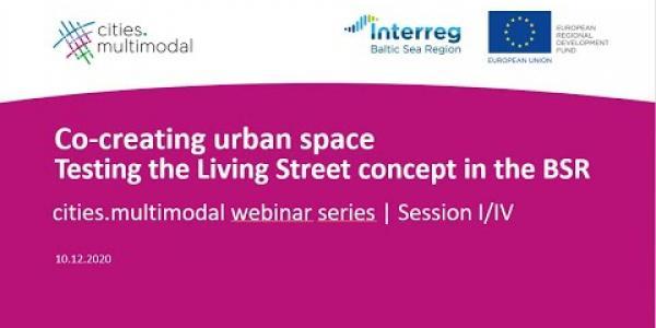 cities.multimodal webinar   Session 1/4